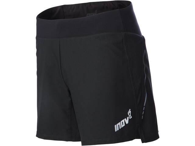"inov-8 Race Elite 6"" Shorts Men black/red"